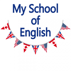 My School of English.